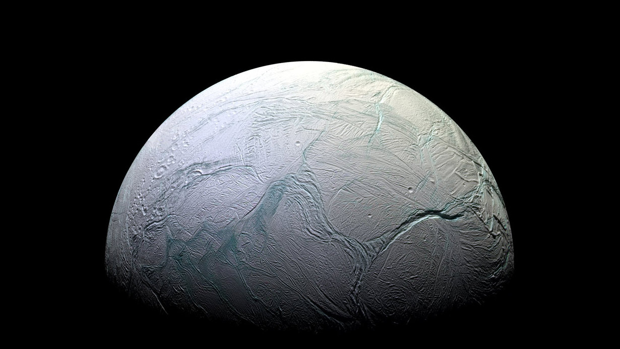 Saturn's Moon Enceladus May Have Conditions For Life