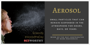 Word of the Day: Aerosol