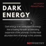 Word of the Day: Dark Energy