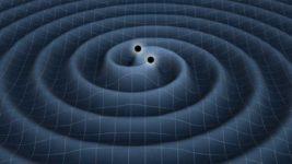 Two Black Holes Made a Mega Black Hole!