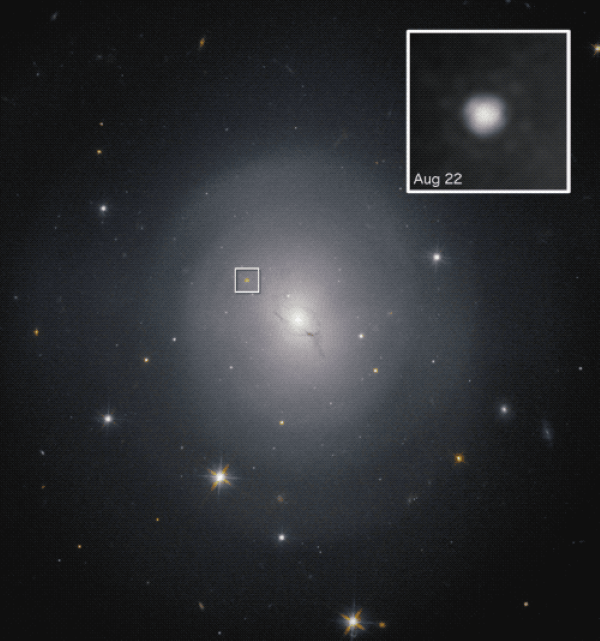 Gravitational Waves from A Neutron Star Merger Shake the Earth and Astrophysics