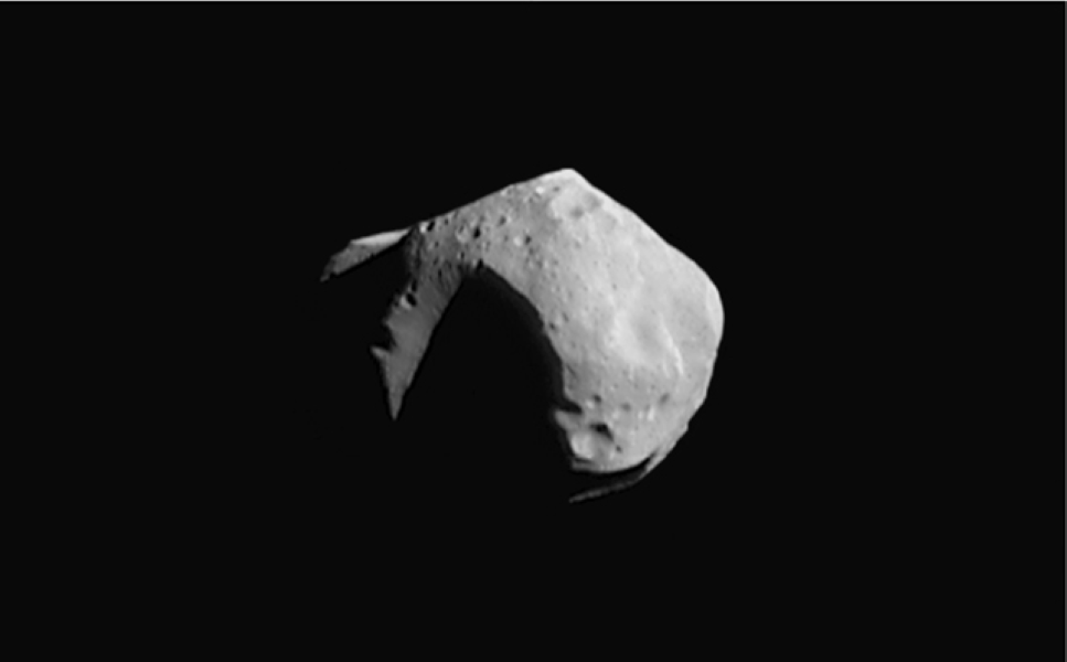 An Interstellar Asteroid Just Flew Through Our Solar System