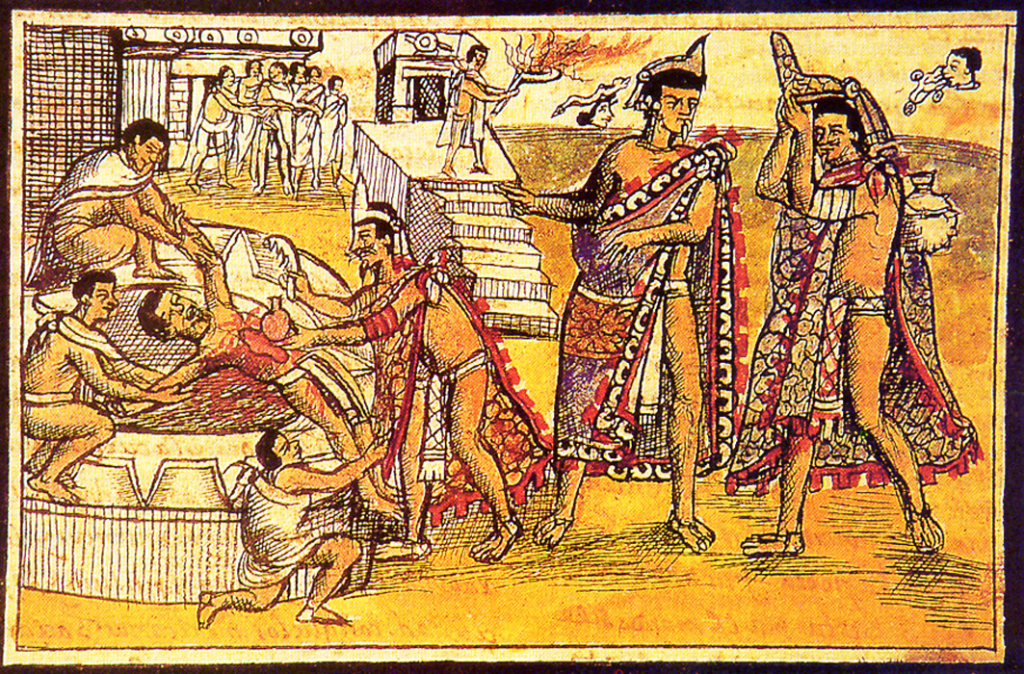 Salmonella Killed Aztecs in 16th Century Oaxaca, Mexico – Sciworthy