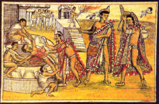 Salmonella Killed Aztecs in 16th Century Oaxaca, Mexico