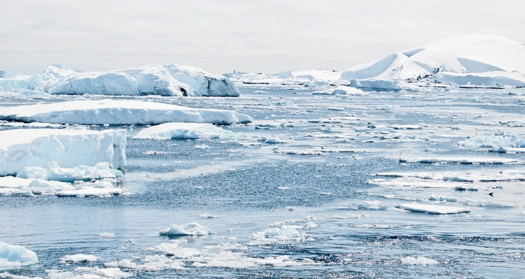 For a Cooler Climate, Just Add Ice