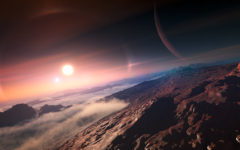 Detecting Distant Planet Atmospheres From Afar