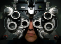 Eye exams can help diagnose syphilis and HIV