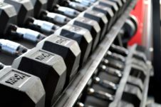 Is exercise addiction socially acceptable at gyms?