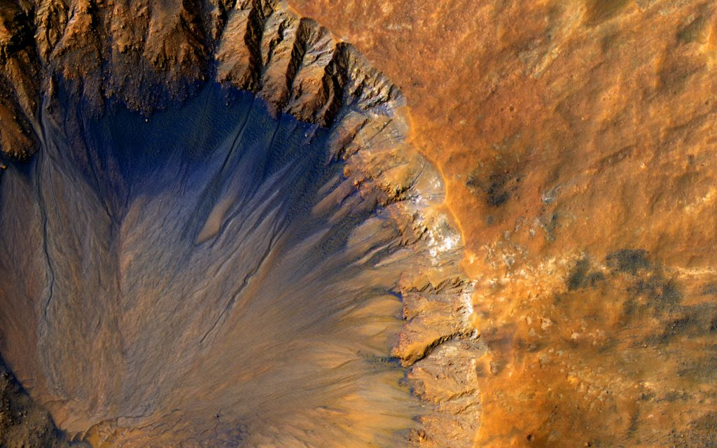 Early Martian life may have used sulfur as an energy source