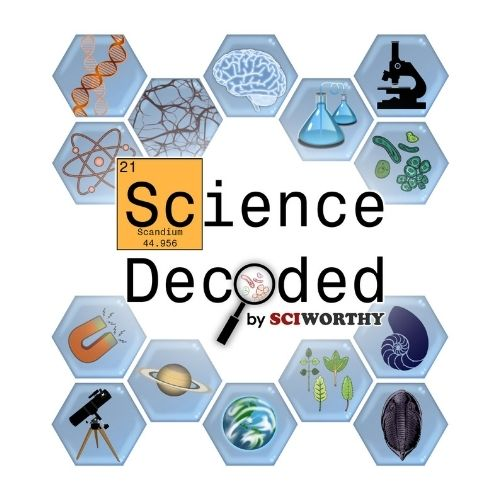 Science Decoded Soundcloud Art
